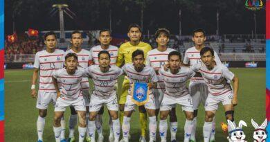 កម្ពុជា អាចជួបឆាយនីសតៃប៉ិ ឬកោះហ្គាំ ក្នុងវគ្គ Play-Off ដើម្បីប្រជែងកៅអីវគ្គចែកពូលជុំទី៣ នៃពាន AFC Asian Cup China 2023